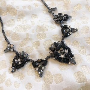 NWT Nordstrom black necklace